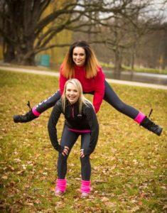 Andrejka a Sandra